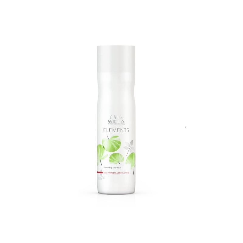 Wella Professionals Elements sulfaadi-ja parabeenivaba taastav shampoon