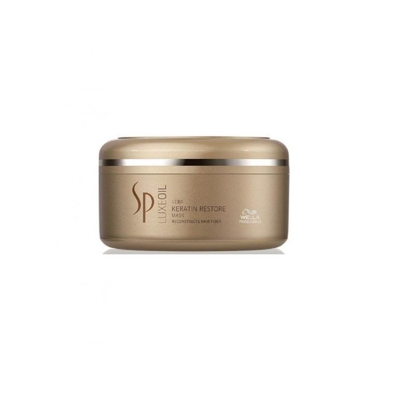 Wella Professionals SP Luxe Oil Keratin Restore keratiini taastav juuksemask