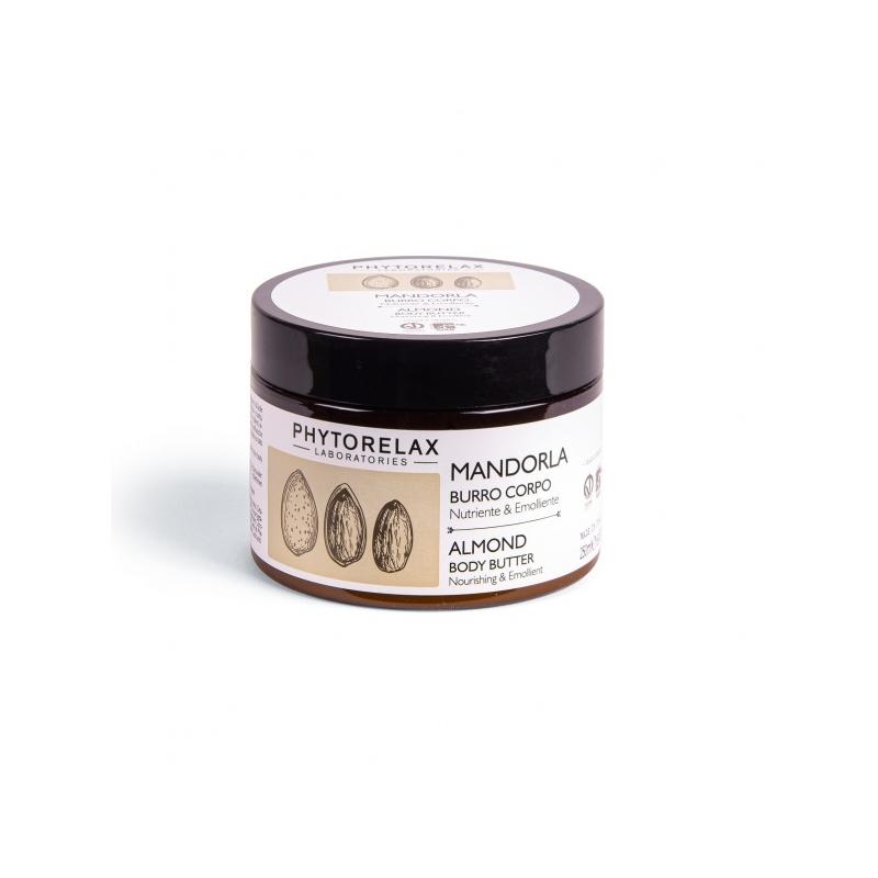 Phytorelax Mandliõli sügavniisutav kehakreem 250ml