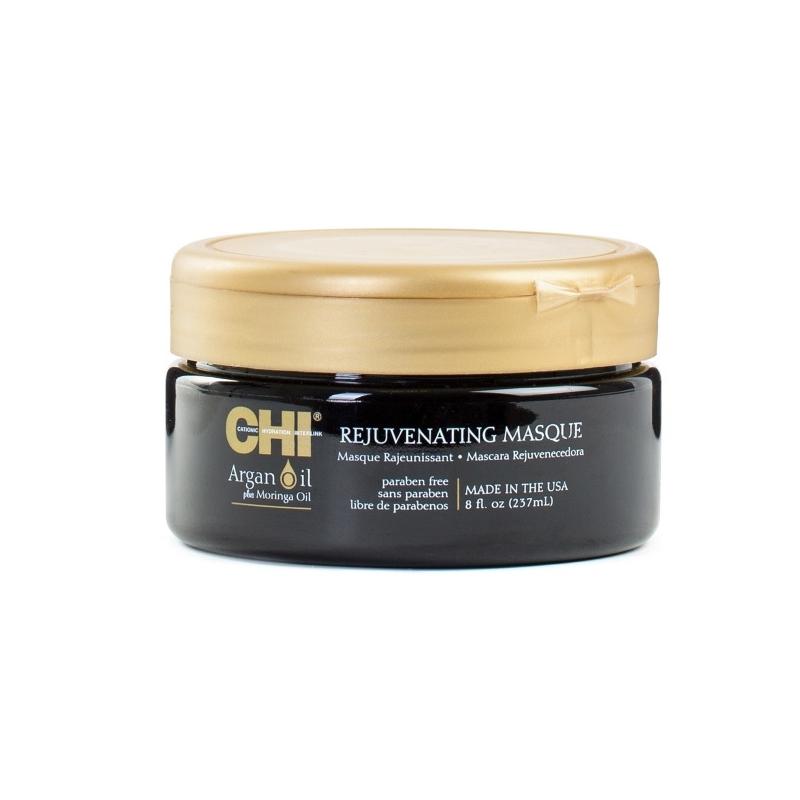 Chi Argan Oil Rejuvenating toitev ja taastav juuksemask 237ml