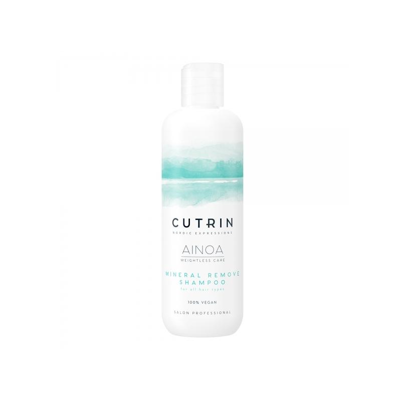 Cutrin Ainoa mineraale eemaldav šampoon 300ml