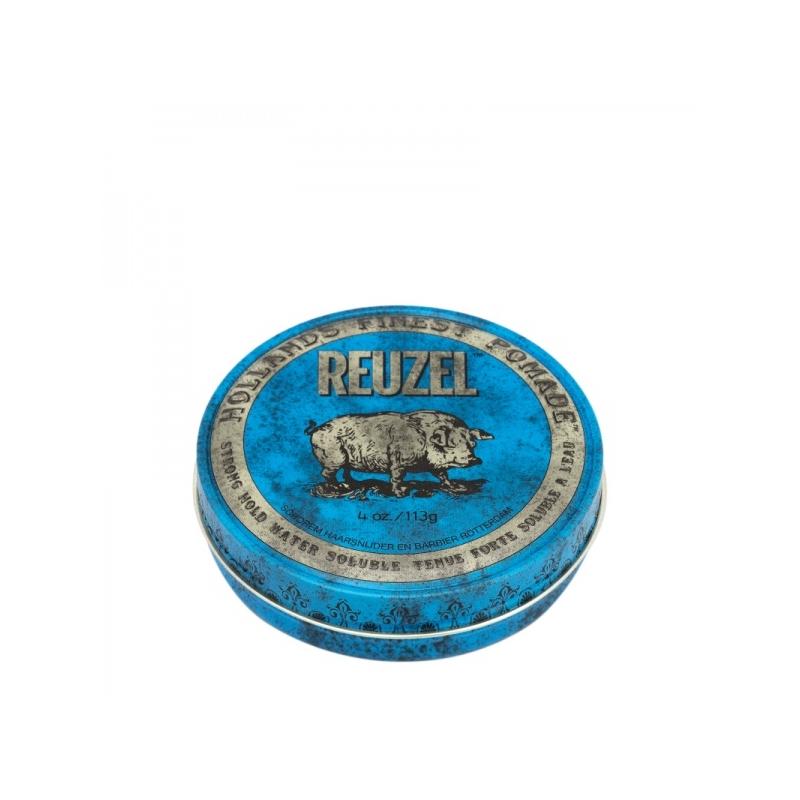 Reuzel Blue Strong Hold High Sheen Pomade  juuksepumat 113g