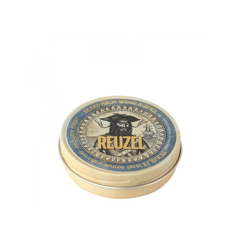 Reuzel Beard Balm Wood & Spice habemepalsam 35g
