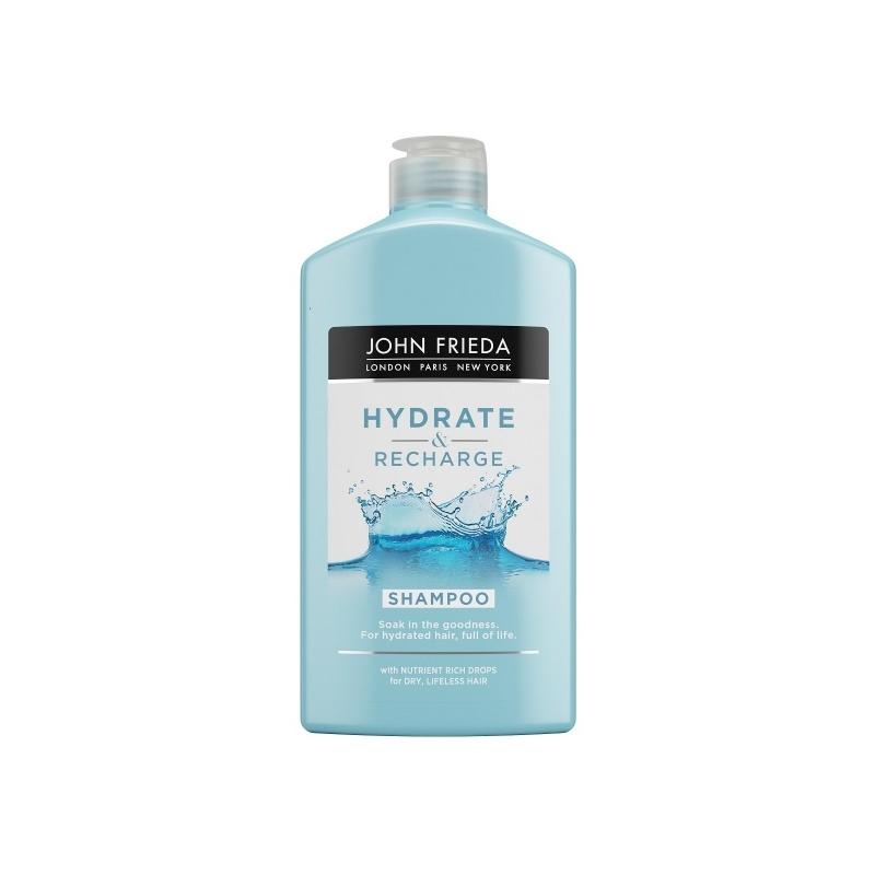 John Frieda Hydrate and Recharge niisutav šampoon