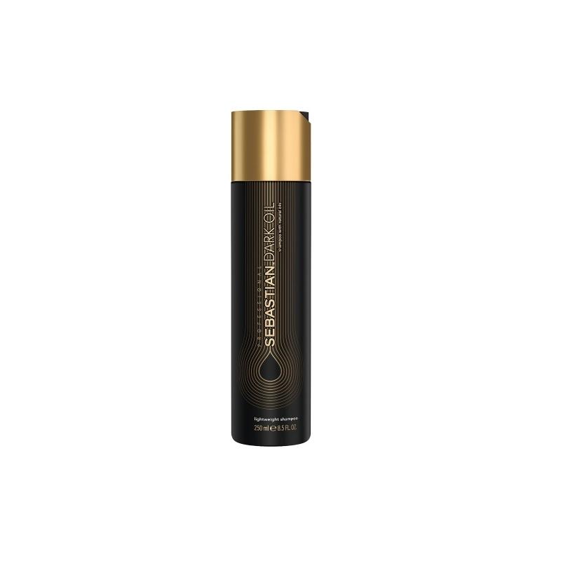 Sebastian Dark Oil šampoon jojoba ja argaaniaõliga 250ml