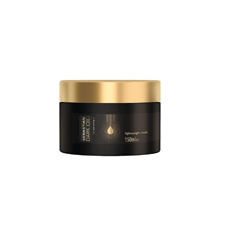Sebastian Dark Oil juuksemask jojoba ja argaaniaõliga 150ml