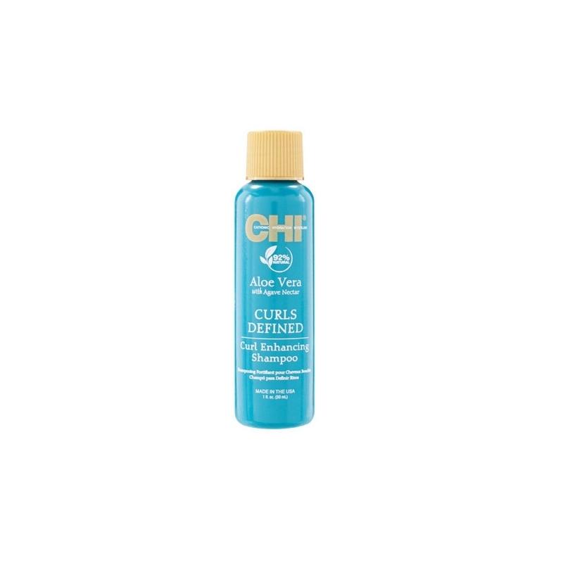 Chi Aloe Vera šampoon lokkis juustele 30 ml