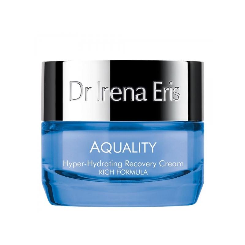 Dr. Irena Eris Aquality sügavniisutav ja taastav kreem 50ml
