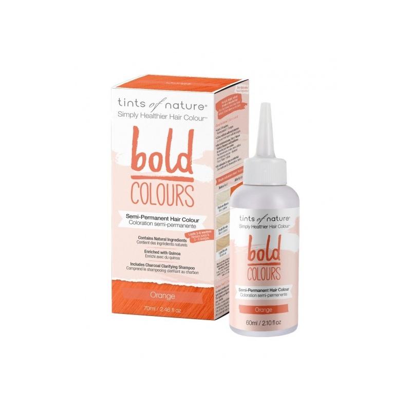 Tints Of Nature Bold Colours Oranž