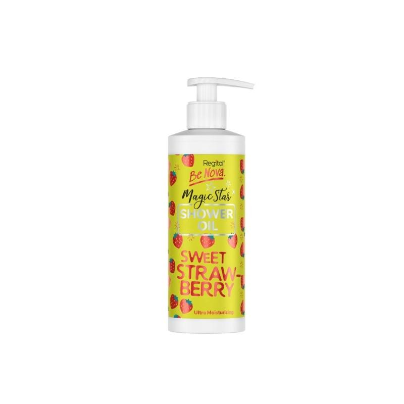 Regital Be Nova Shower Oil Sweet Strawberry dušiõli 200ml