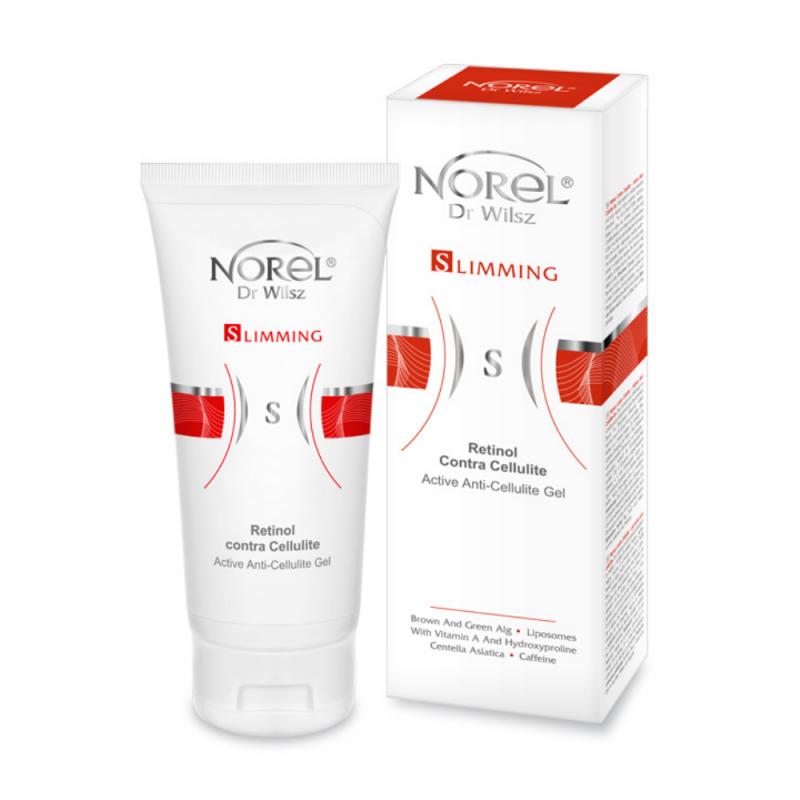 Norel Dr Wilsz Retinol Active Anti-Cellulite Gel tselluliiti vähendav, nahka pinguldav geel