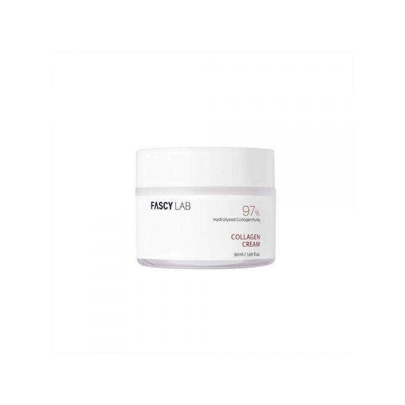 Fascy Lab Collagen Cream kollageenirikas vananemisvastane näokreem 50ml
