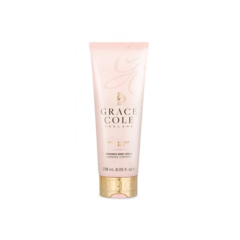 Grace Cole Kehakoorimisgeel vanilje ja pojeng 238ml