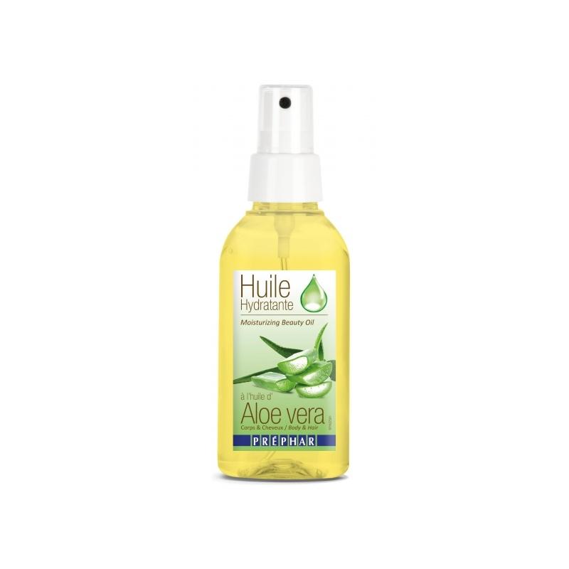 Prephar Aloe vera õli kehale ja juustele 100ml