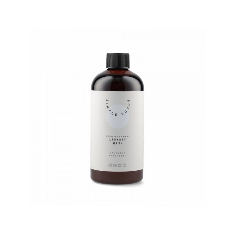 Simple Goods Laundry Wash Wool and Cashmere pesuvedelik 450ml