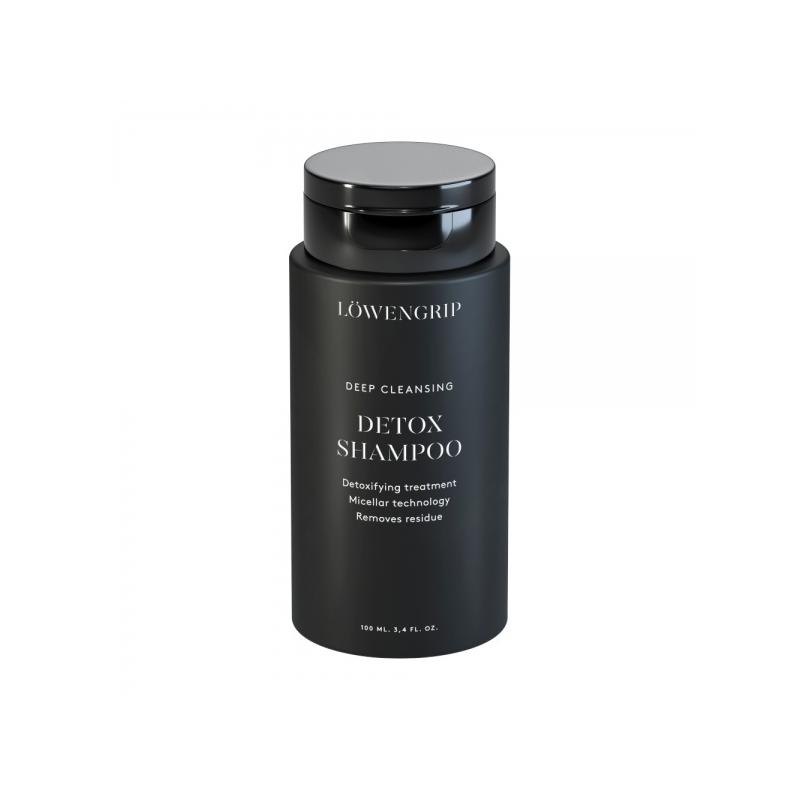 Löwengrip Detox Shampoo sügavpuhastav šampoon 100 ml