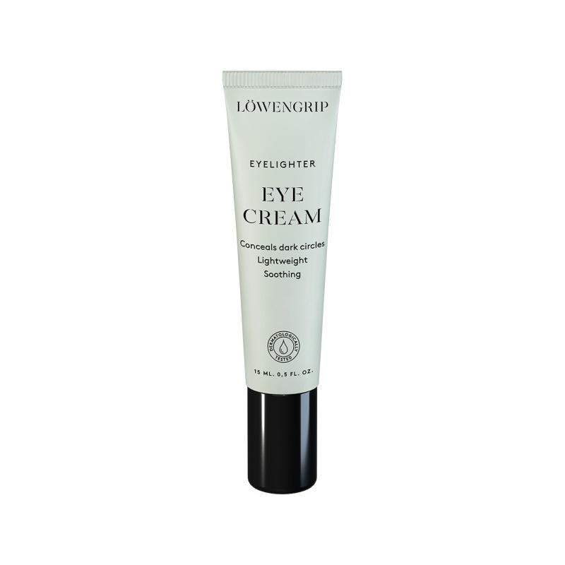 Löwengrip Eyelighter valgustpeegeldav silmakreem tundlikule nahale 15 ml