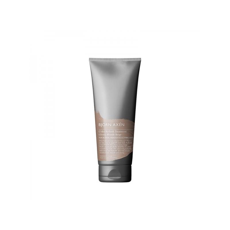 Björn Axén Color Refresh Treatment tooniv juuksemask särav soe blond 250ml