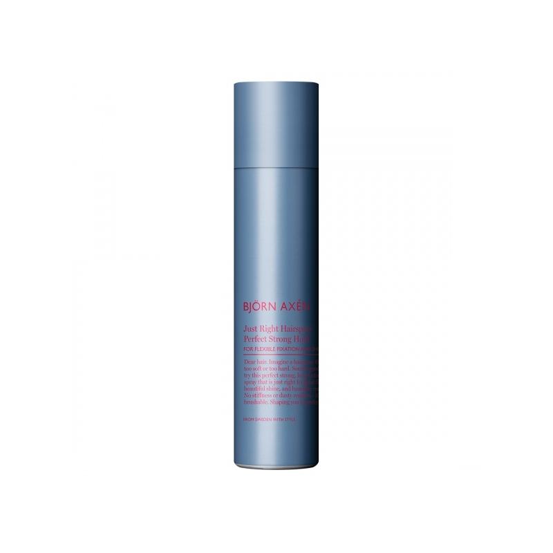 Björn Axén Just Right Hairspray keskmise tugevusega juukselakk 250ml