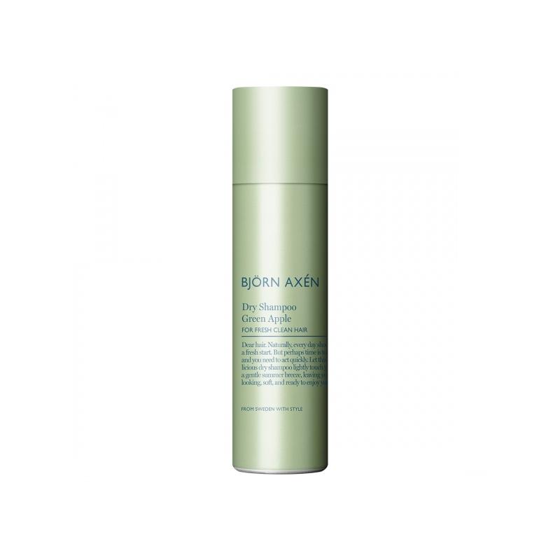 Björn Axén Dry Shampoo Green Apple kuivšampoon värske õun 150ml
