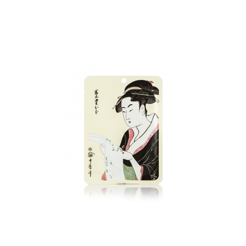 Mitomo Pearl+Sakura Essence Mask pärli ja sakuraga näomask
