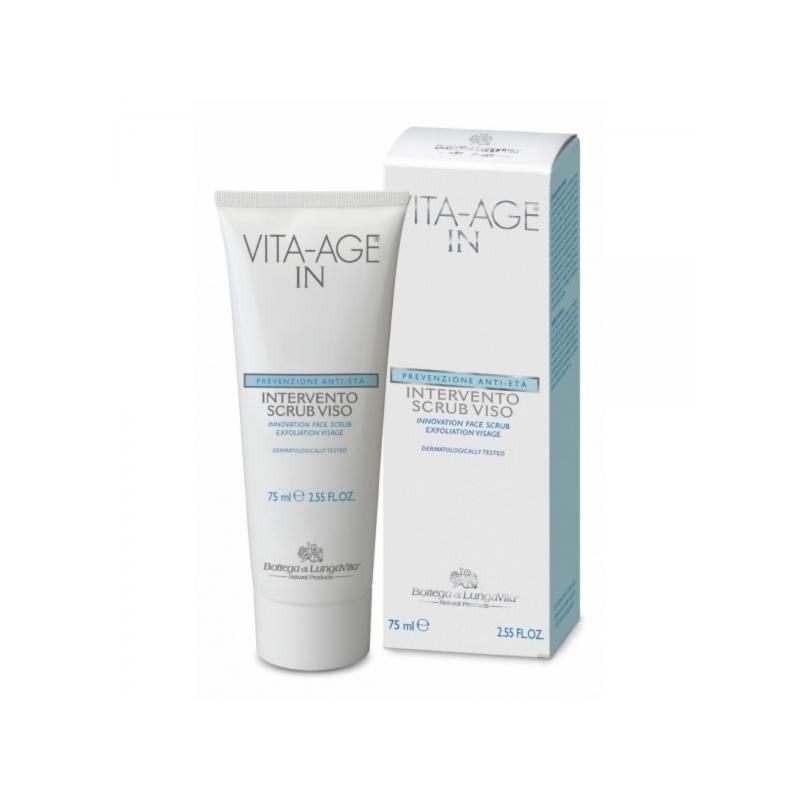 Vita-Age IN Scrub nahka kooriv sügavpuhastus 75ml
