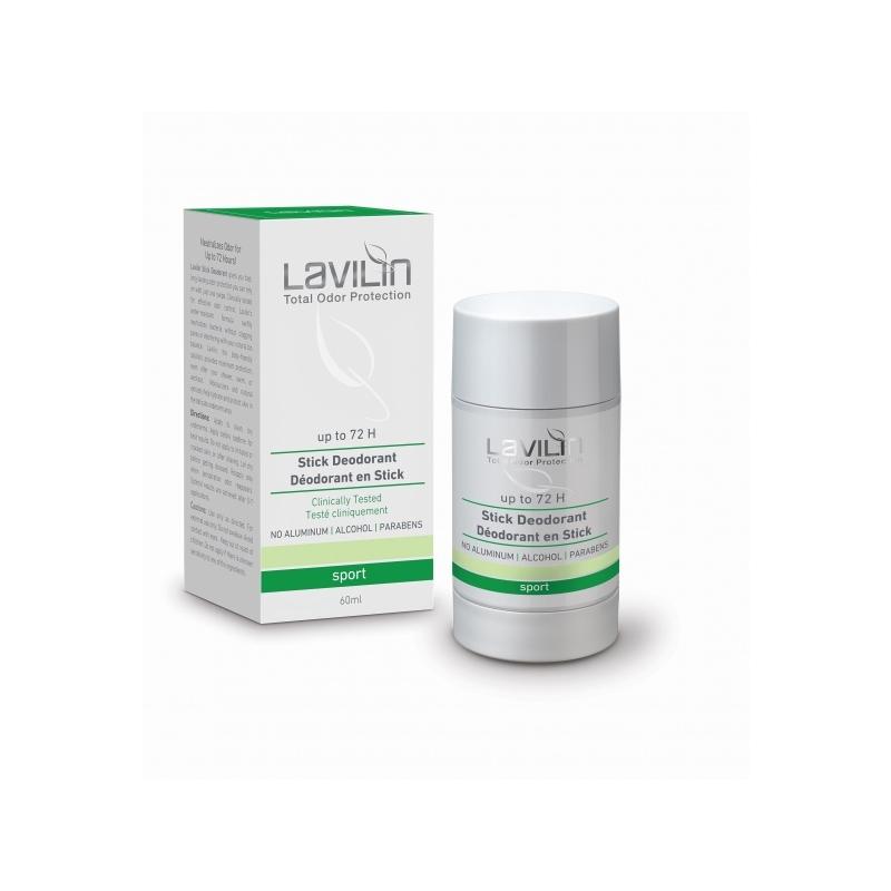 Lavilin Stick - Deodorant Sport kuni 72h