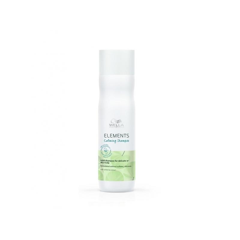 Wella Professionals Elements Calming rahustav šampoon 250ml