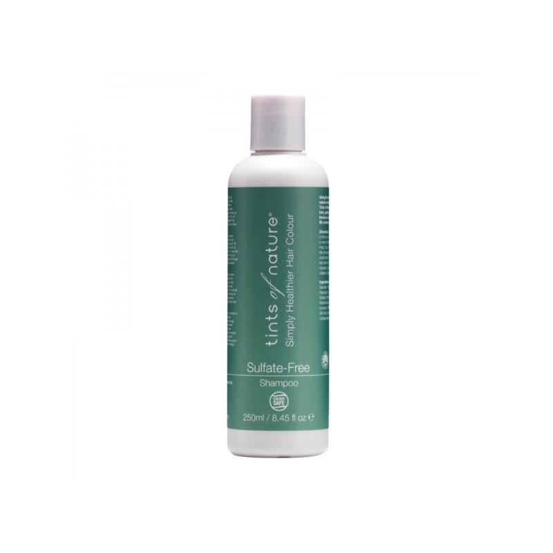 Tints of Nature  Sulfaadivaba looduslik šampoon 250ml