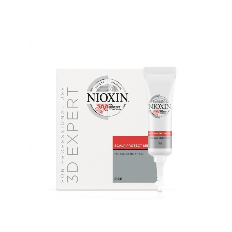 Nioxinin Scalp Protect Serum Peanahka kaitsev seerum 6x8ml