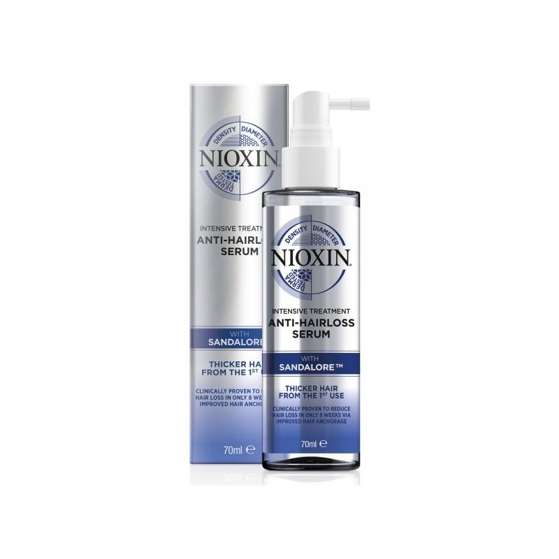 Nioxinin Anti Hairloss juuste väljalangemisvastane seerum 70ml