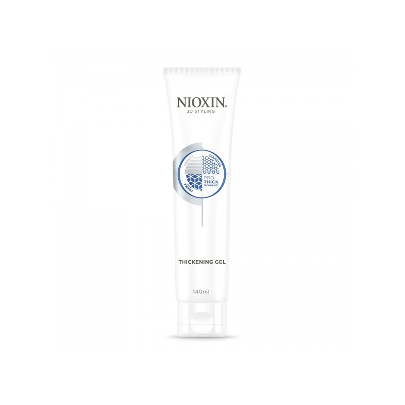 Nioxinin Thickening Gel Tihendav tugev juuksegeel 140ml