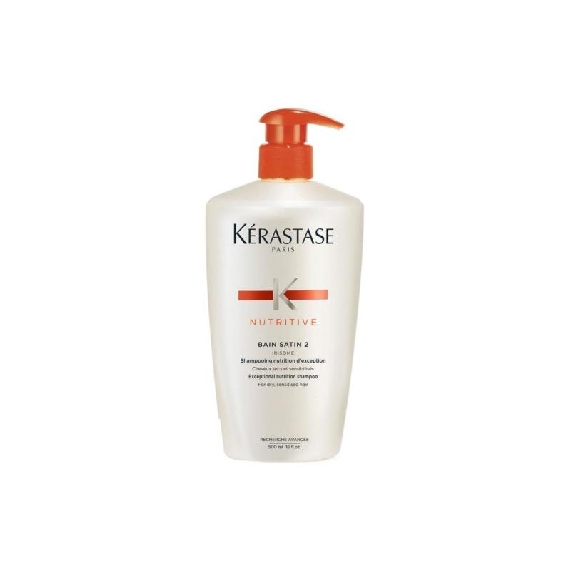 Kerastase Nutritive Bain Satin 2 toitev šampoon 500ml