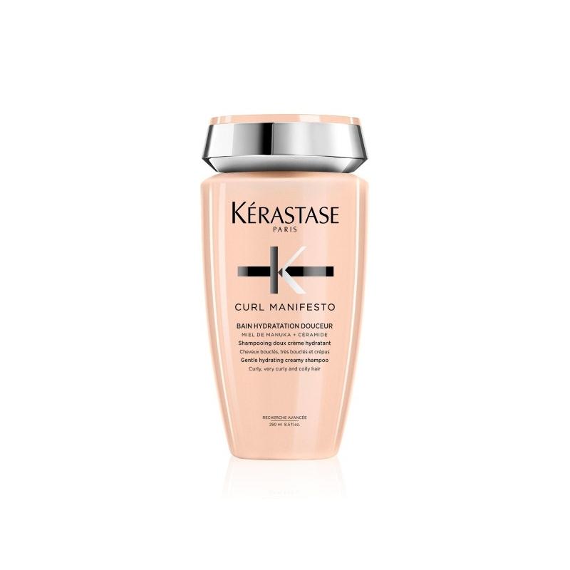 Kerastase Curl Manifesto Bain Hydratation šampoon lokkis juustele 250ml