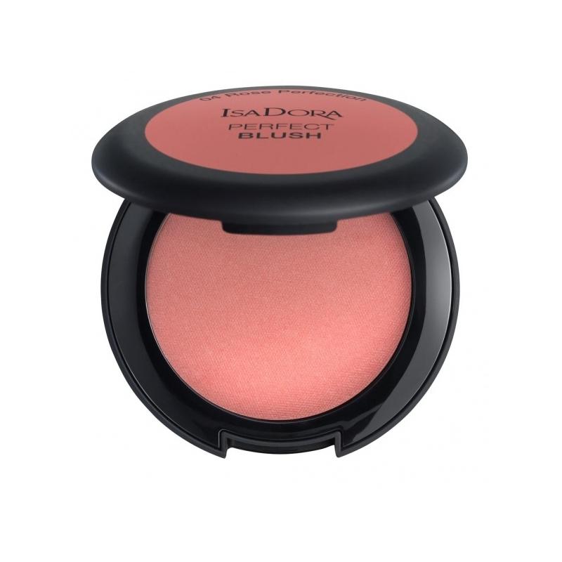 IsaDora Põsepuna Perfect Blush 004 rose perfection
