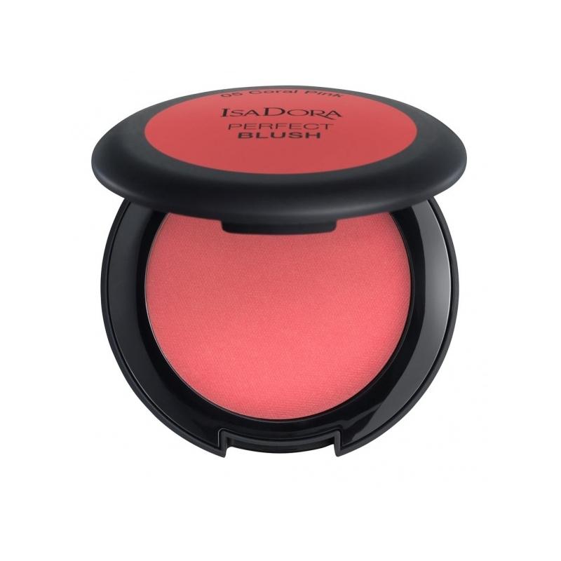 IsaDora Põsepuna Perfect Blush 005 coral pink