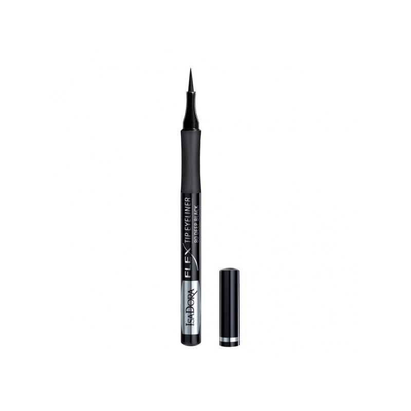 IsaDora Silmalainer Flex Tip 80 deep black