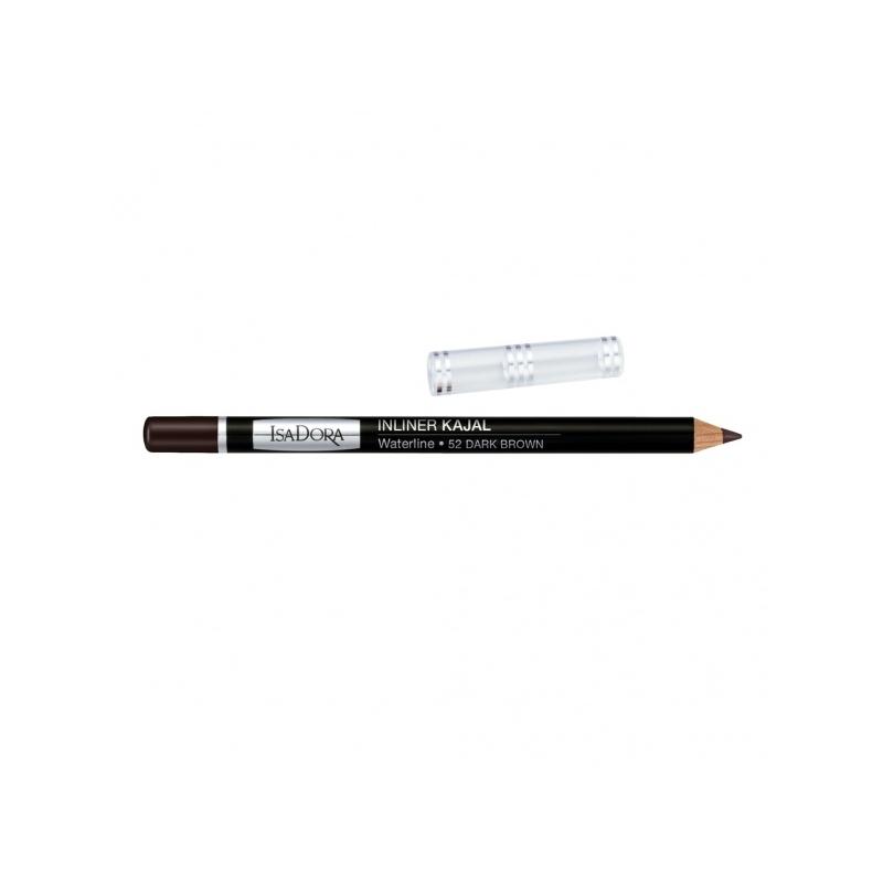 IsaDora Silmapliiats Inliner Kajal 52 dark brown