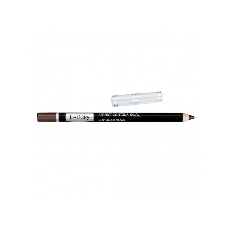 IsaDora Silmapliiats Perfect Contour Kajal 59 bronzing brown