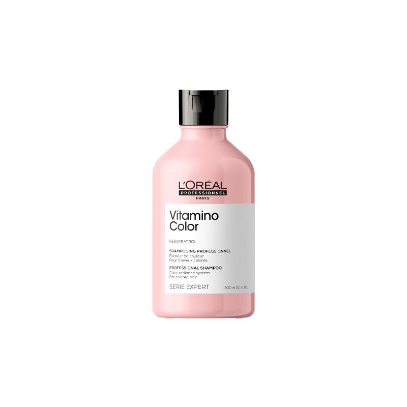 L´Oreal Professionnel Vitamino Color šampoon värvitud juustele 300ml