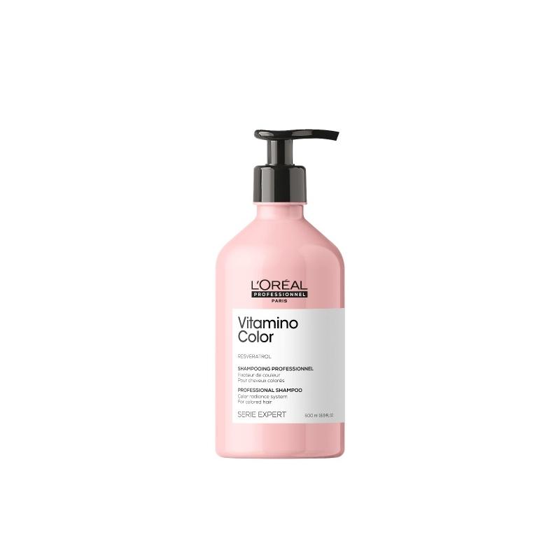 L´Oreal Professionnel Vitamino Color šampoon värvitud juustele 500ml