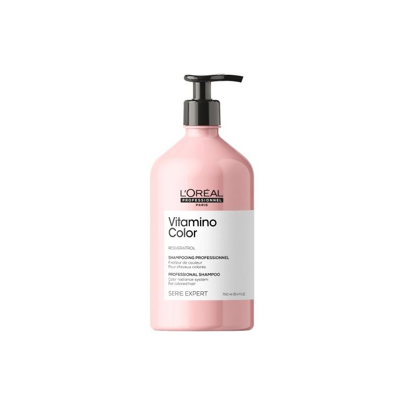 L´Oreal Professionnel Vitamino Color šampoon värvitud juustele 750ml