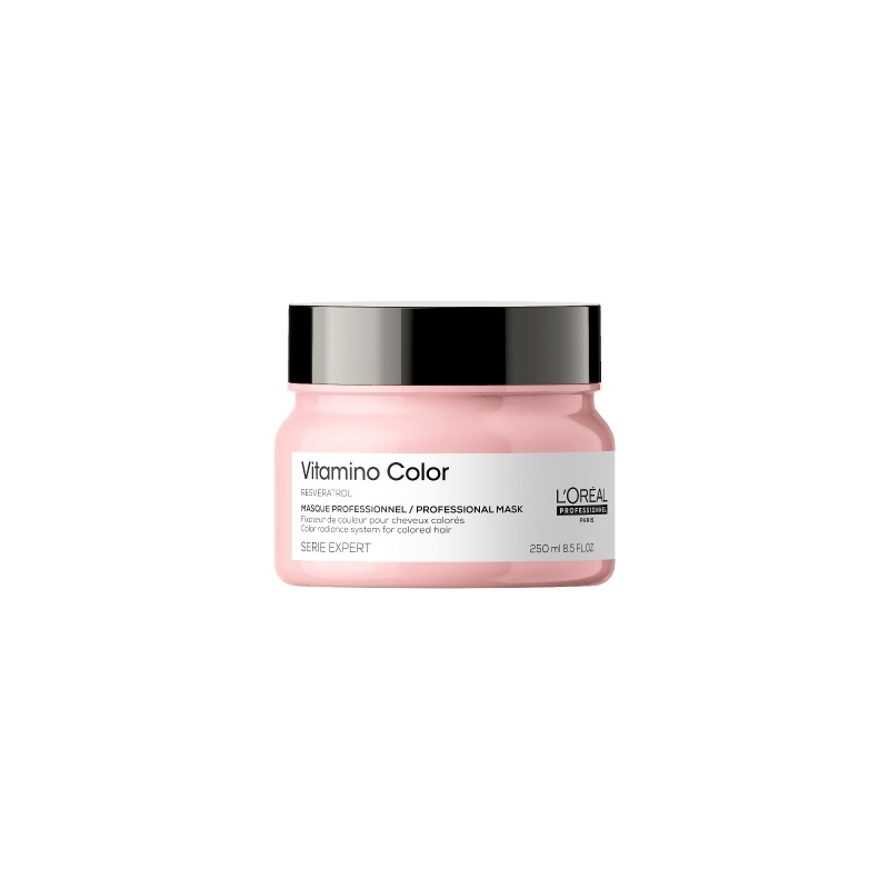 L´Oreal Professionnel Vitamino Color mask värvitud juustele 250ml
