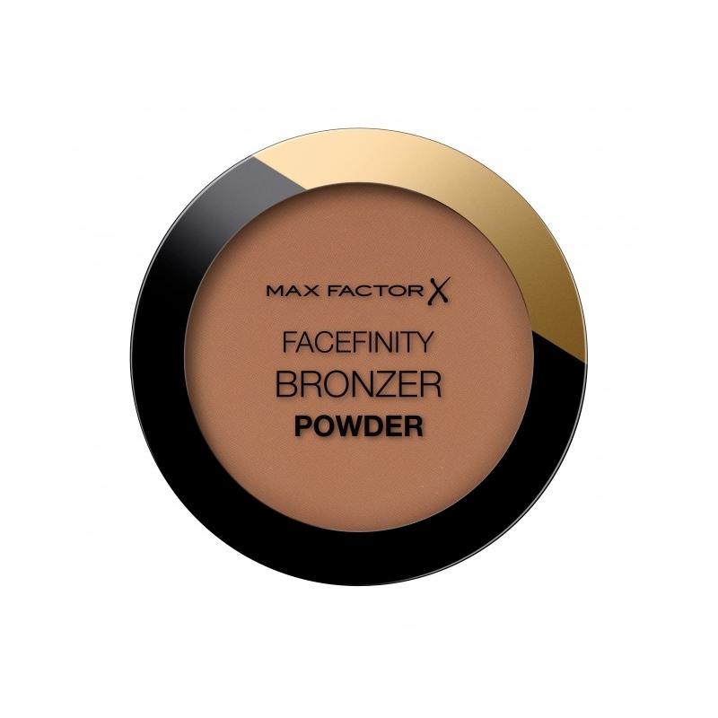 Max Factor Facefinity Bronzer Powder Matte päikesepuuder 002 Warm Tan