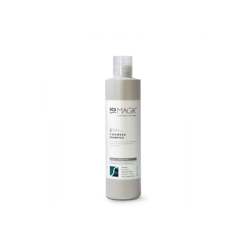Sea Magik šampoon vetikaekstraktiga