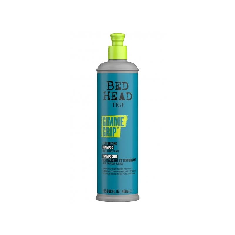 Tigi Gimme Grip Texturising Shampoo  Gimme Grip tekstuuri andev šampoon