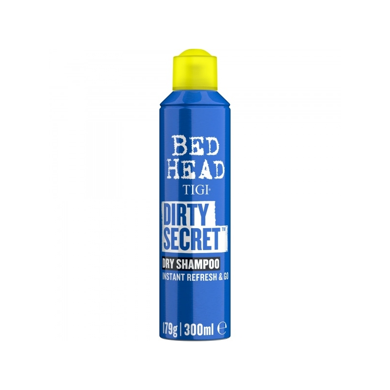 Tigi Dirty Secret Instant Refresh Dry Shampoo Kohest värskust andev kuivšampoon