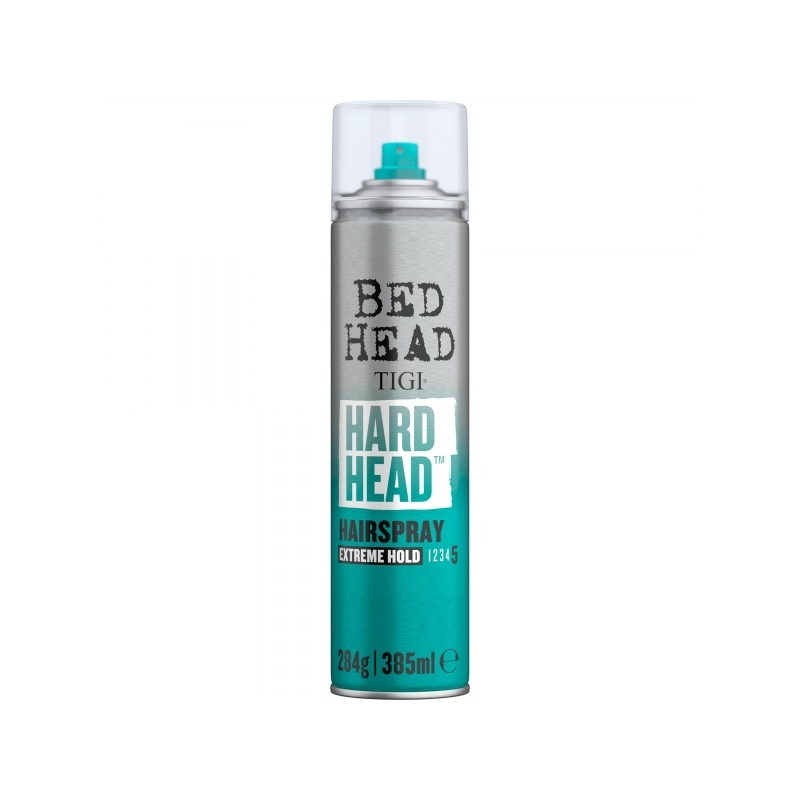 Tigi Hard Head Hairspray Extra Hold Eriti tugeva hoiakuga juukselakk