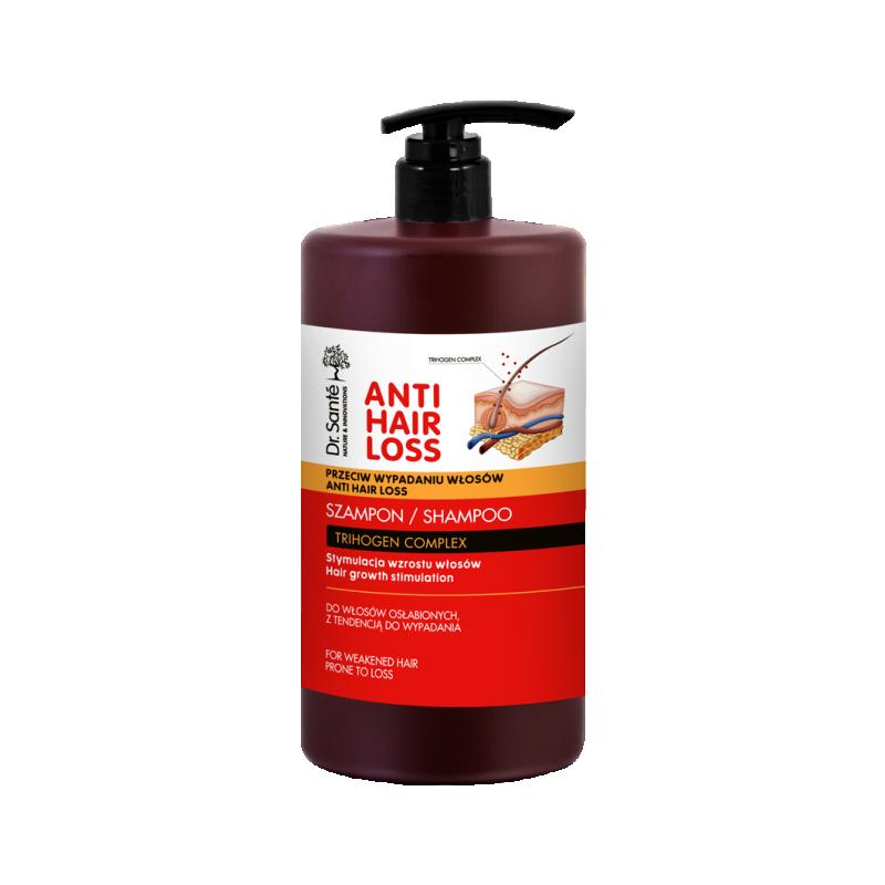 Dr. Sante Anti Hair Loss juuste väljalangemise vastu šampoon 1L