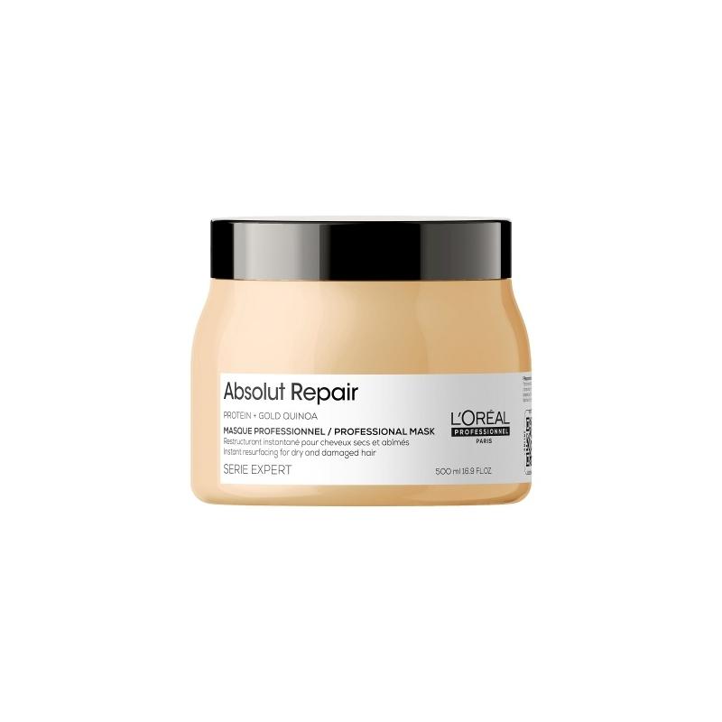 L´Oreal Professionnel Absolut Repair koheselt taastav juuksemask 500ml